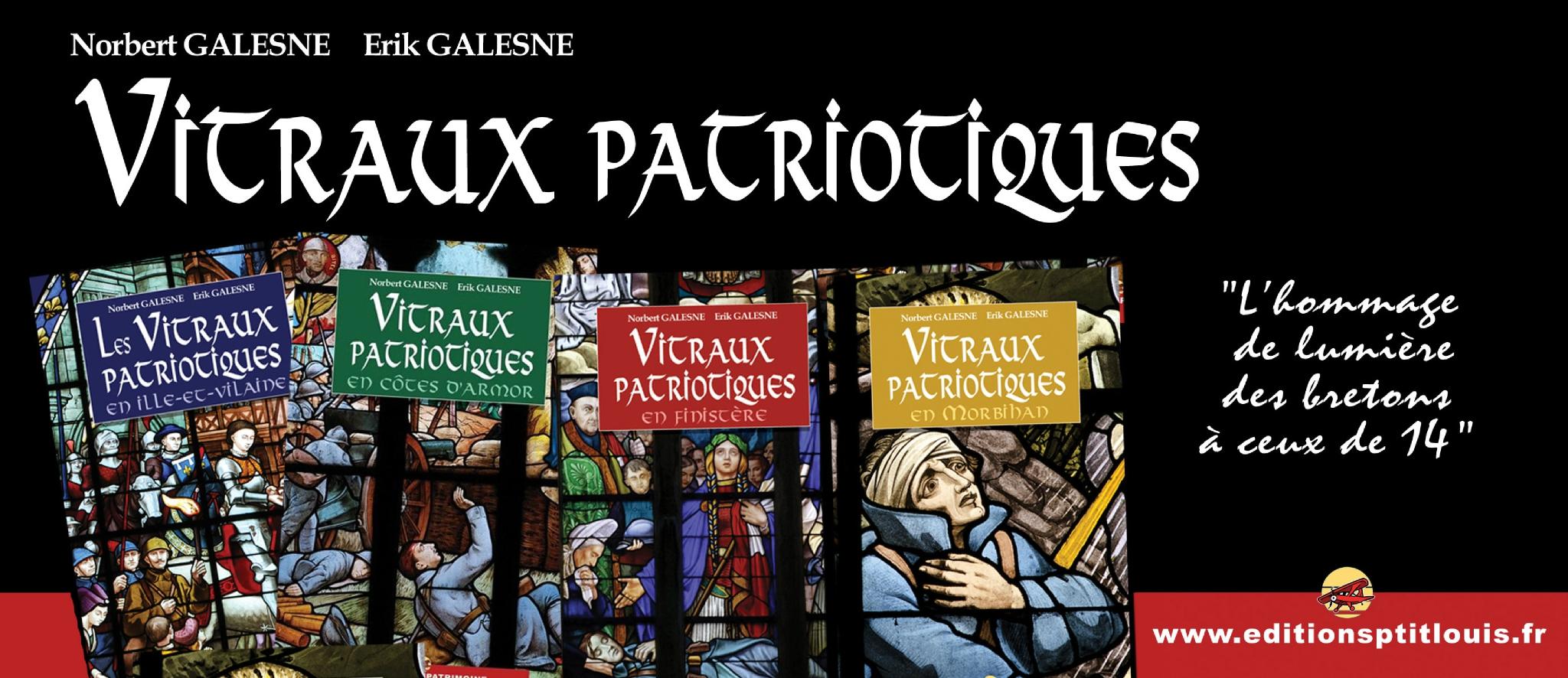 """Tour de France 2015 présente """"Vitraux Patriotiques Guerre 14/18"""""""